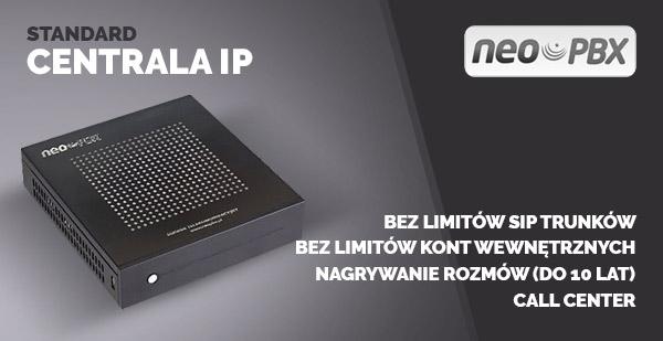 Standard centrala IP